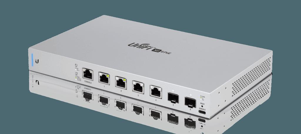 UniFi Switch 6 XG PoE 3