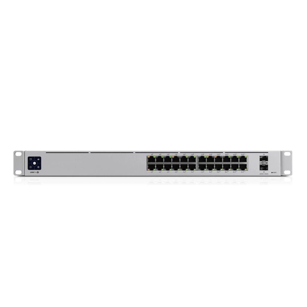 UniFi 交換機 Pro 24Port Gen2 6