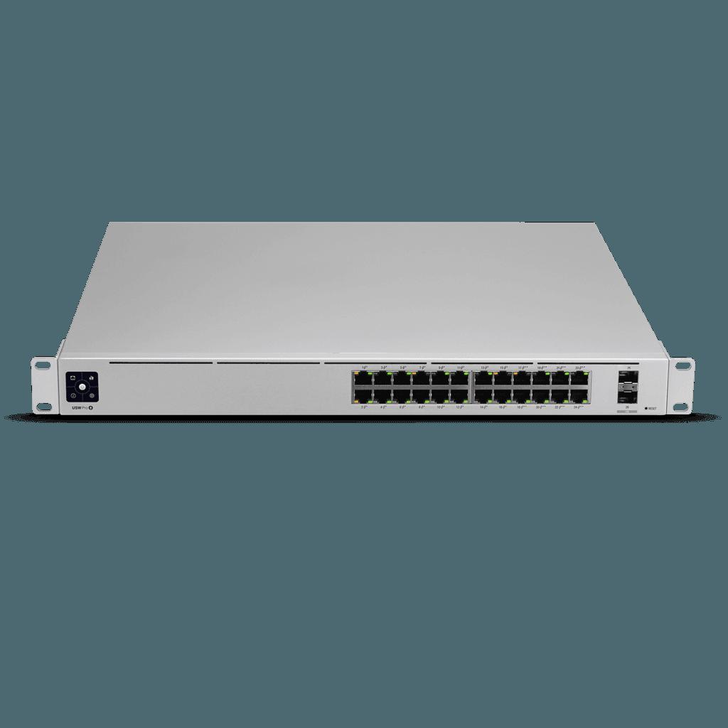 UniFi 交換機 Pro 24Port Gen2 5